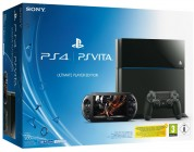 PS4 PSV zestaw