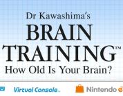 Brain Training dostępny na Wii U za darmo