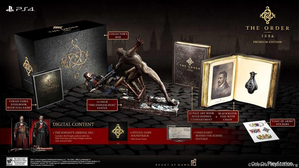 The-Order-1886-Premium-Edition