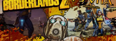 Borderlands 2 dla PlayStation Vita