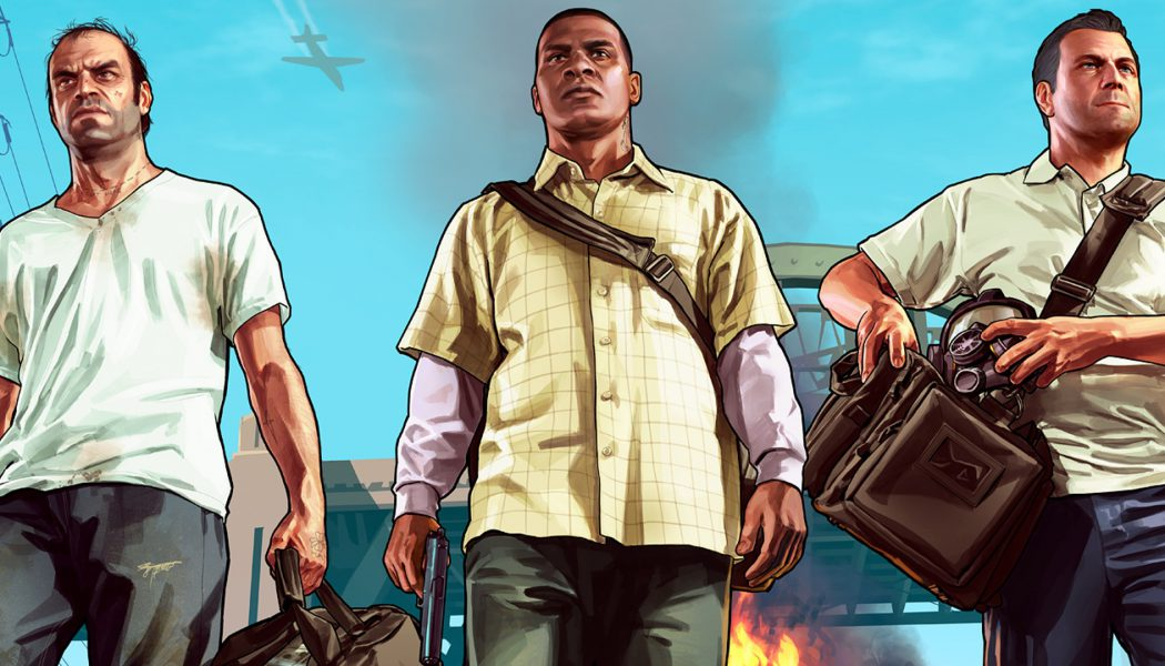 Czy to data premiery GTA V na PC?