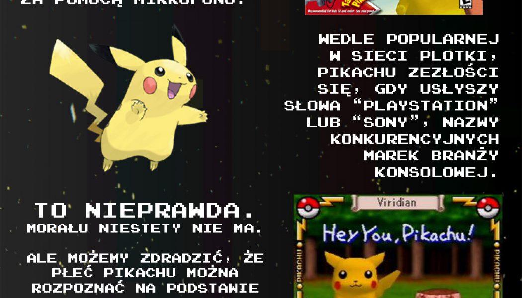 Hej ty, Pikachu!