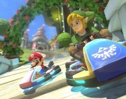 The Legend of Zelda x Mario Kart 8
