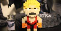 Arcade Block Extra – Timelapse Ken Pixel Bricks