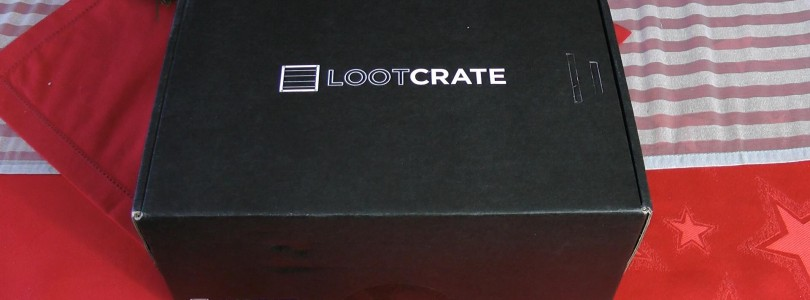 Loot Crate – grudzień 2014