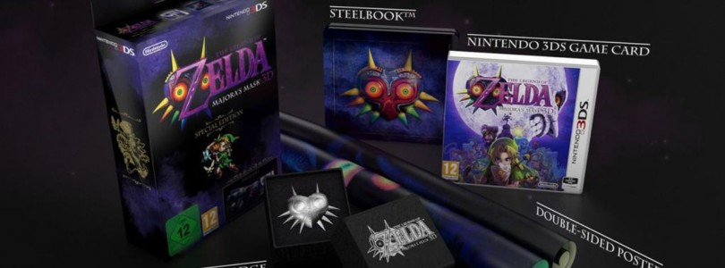 The Legend of Zelda: Majora's Mask 3D Special Edition – rozpakowanie