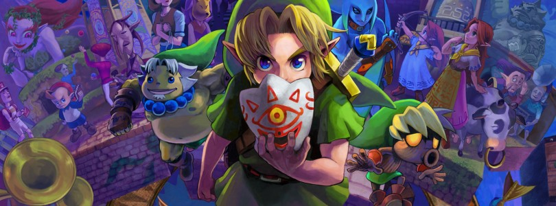 The Legend of Zelda: Majora's Mask 3D – recenzja