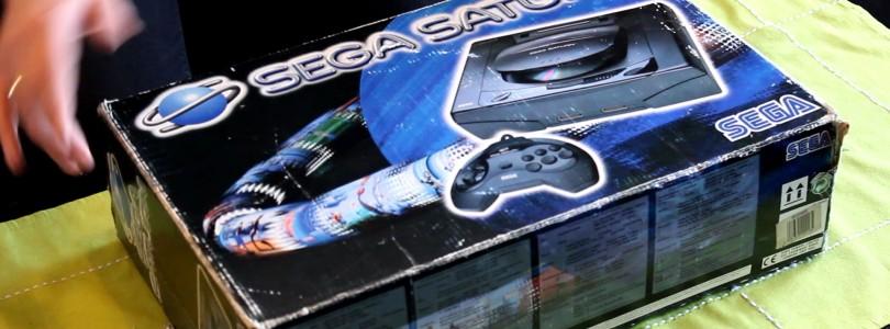 Sega Saturn – pierwszy kontakt