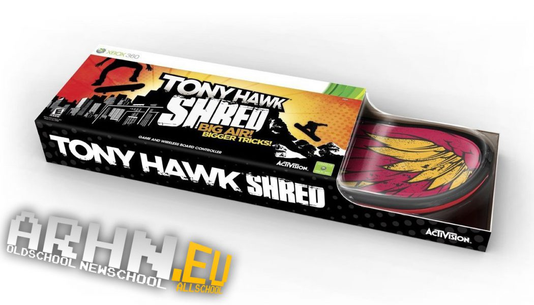 Deskorolka Tony Hawk Ride