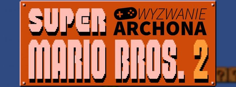 Super Mario Bros. 2   Wyzwanie Archona