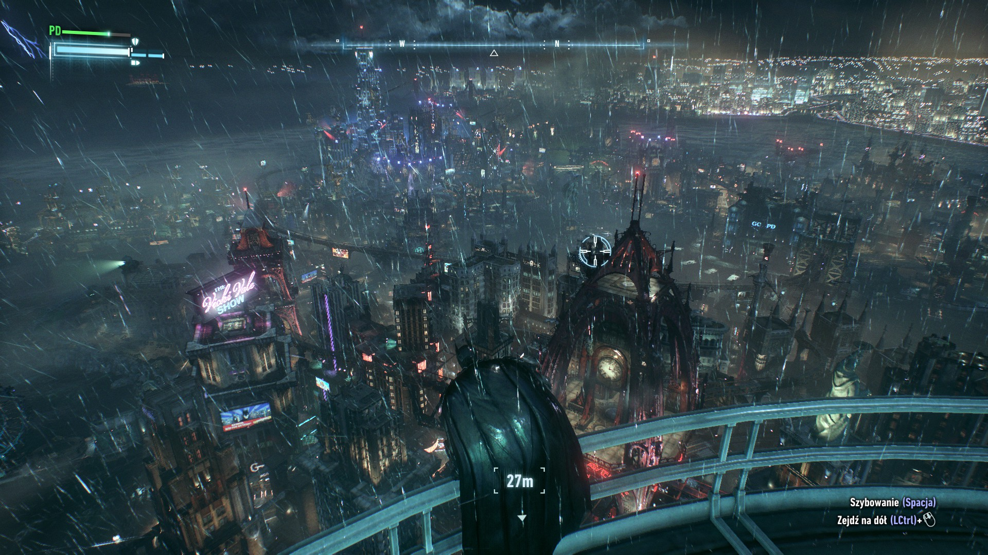 Screen z gry Batman: Arkham Knight