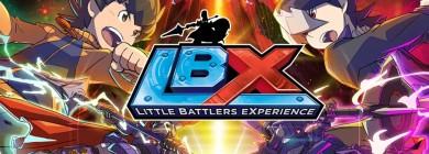 LBX : Little Battlers eXperience — Podgląd #074