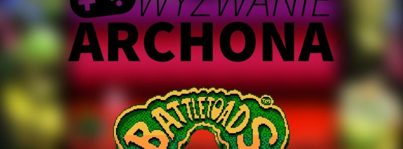 Battletoads   Wyzwanie Archona