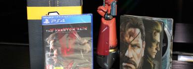 Metal Gear Solid V: The Phantom Pain – prezentacja edycji kolekcjonerskiej