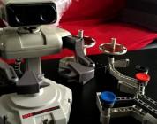 Robot ROB – rozpakowanie