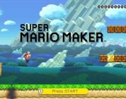 Super Mario Maker – recenzja