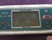 Super Mario Bros. Crystal Screen Game & Watch (Uszkodzony)