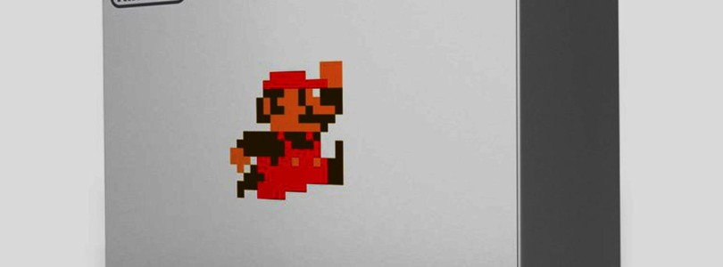 Super Mario Box – rozpakowanie