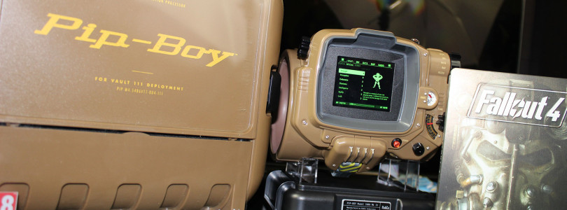 Fallout 4: Pip-Boy Edition – rozpakowanie edycji kolekcjonerskiej