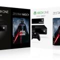 Zestawy Xbox One z pakietem filmów Star Wars na Blu-Ray