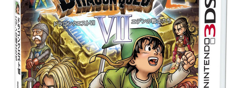 Zapowiedziano Dragon Quest VII i Dragon Quest VIII w angielskiej wersji językowej na 3DS
