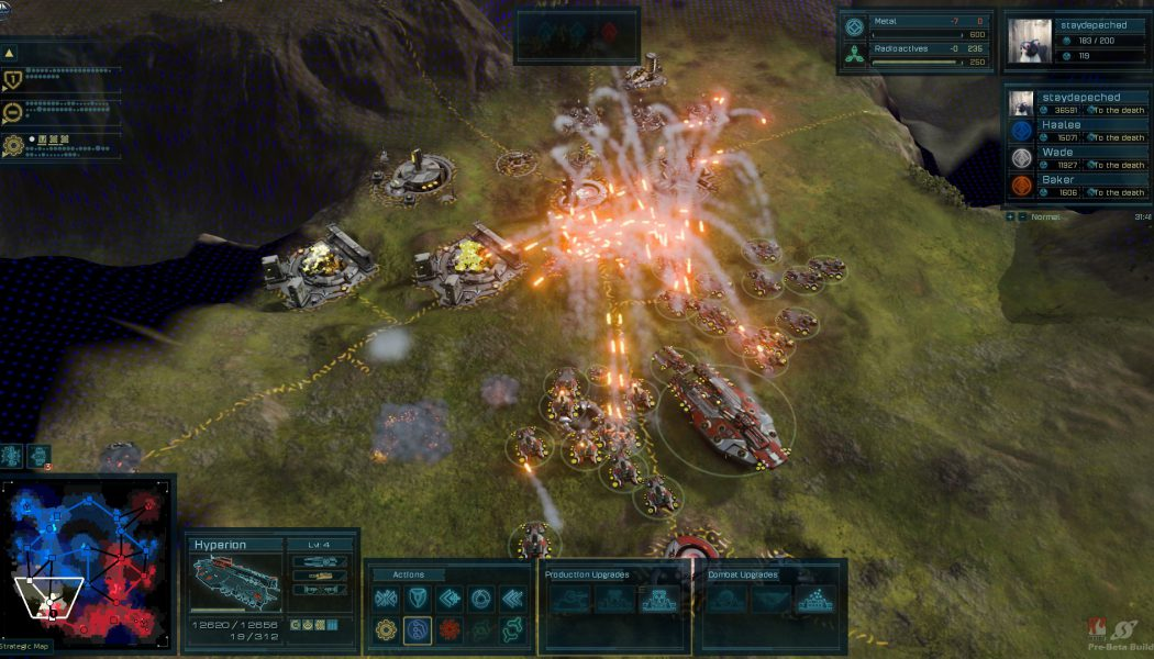 Ashes of the Singularity – Wrażenia