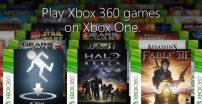 Kolejne tytuły dołączają do kompatybilności wstecznej na Xbox One