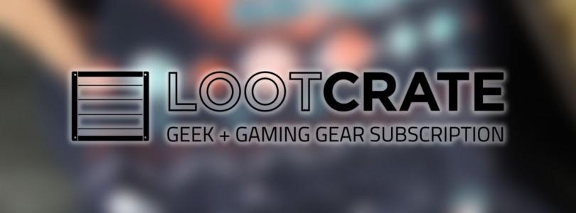Loot Crate – grudzień 2015
