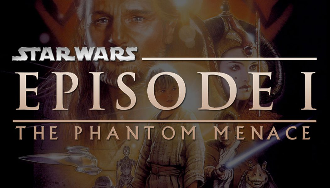 Star Wars Episode I: The Phantom Menace [PC/PS1]