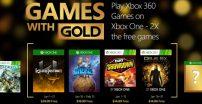 Oferta Games with Gold w styczniu