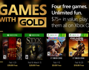 Oferta Games with Gold w lutym