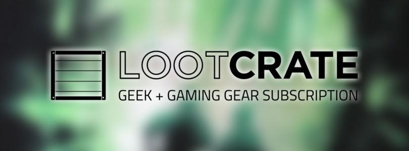 Loot Crate – styczeń 2016