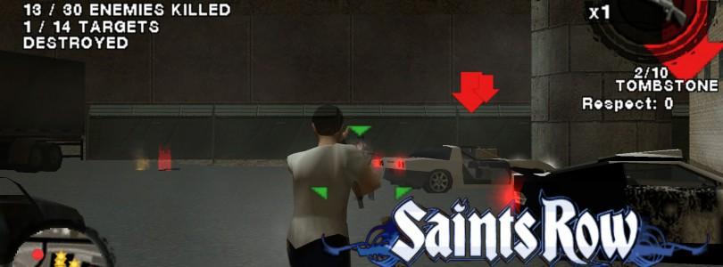 Saints Row Undercover – Zapomniane Opowieści