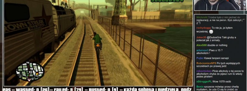 GTA: San Andreas – Maraton GTA