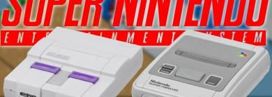 Historia konsoli SNES – Time Warp