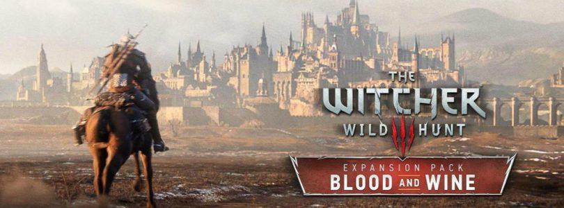 Krew i Wino – zwieńczenie historii Geralta zadebiutuje 31 maja