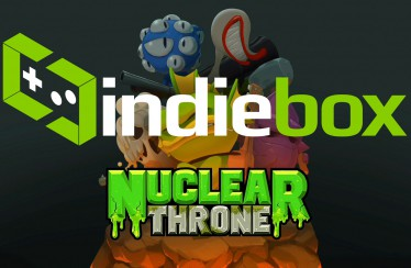 Indie Box – luty 2016 – Nuclear Throne