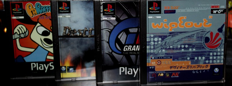 Podkładki pod napoje PlayStation