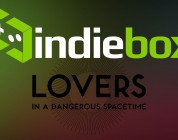 Indie Box – marzec 2016 – Lovers in a Dangerous Spacetime
