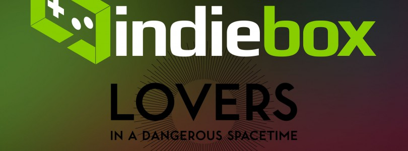 Indie Box – marzec 2016 – Lovers in a Dangerous Spacetime