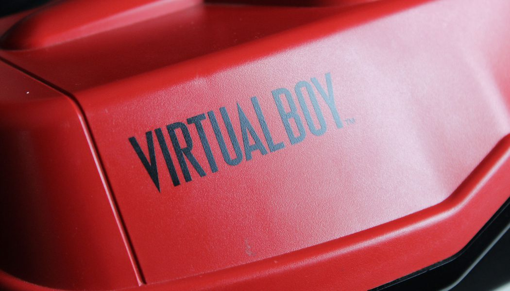 Za kulisami – Virtual Boy
