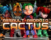 Indie Box – kwiecień 2016 – Assault Android Cactus