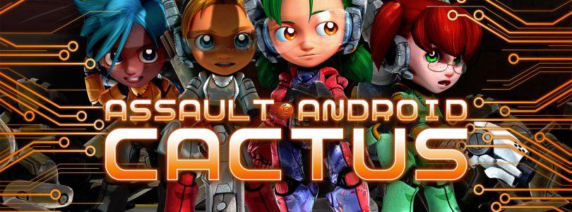 Indie Box – kwiecień 2016 – Assault Android Cactus