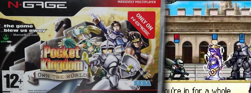 Pocket Kingdom — Przegląd gier N-Gage #1
