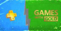 Maj w PlayStation Plus oraz Games with Gold