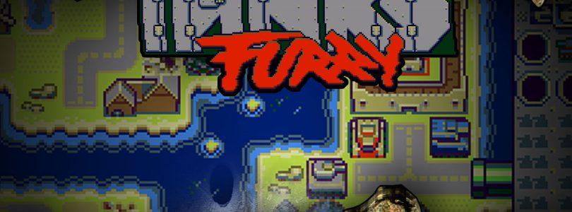 Tanks Furry – nowa polska gra na Amigę!