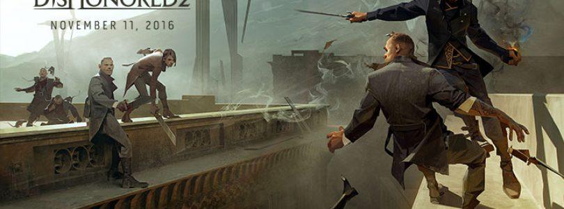 Dishonored 2 zadebiutuje w listopadzie