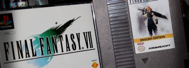 Final Fantasy VII… na NES-a?! — Famicomowy Bootleg