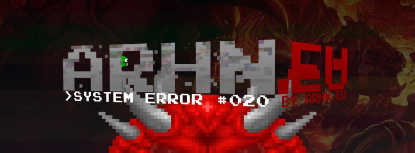 System Error #020