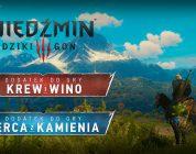 """Wiedźmin 3: Dodatki """"Serca z Kamienia"""" i """"Krew i Wino"""""""